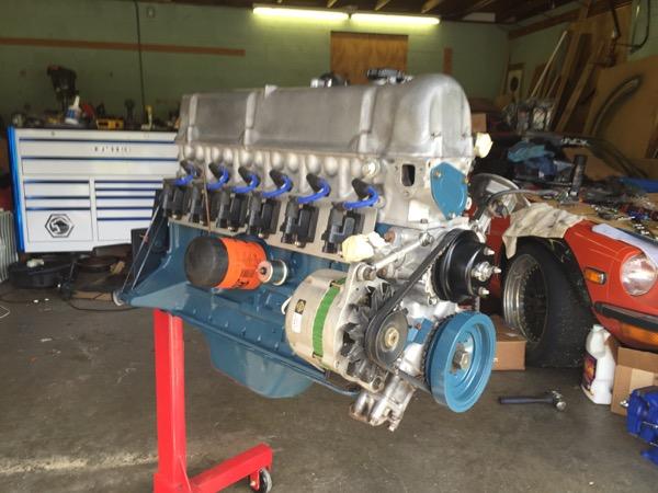 Rebuilt Motor - 1